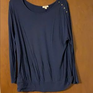 Navy Blue, Old Navy long sleeve t shirt